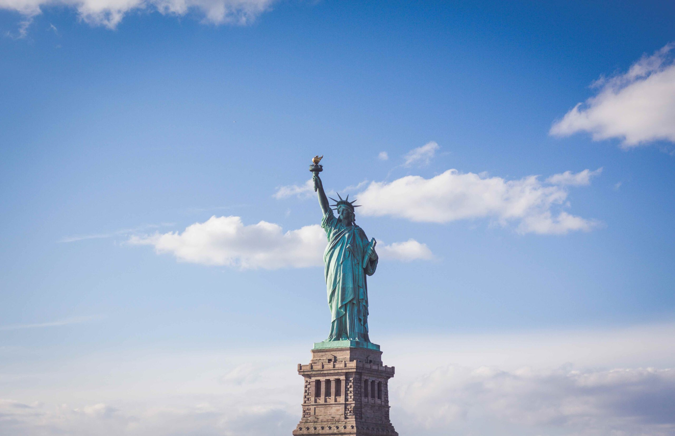 Amerikai Egyesült Államok szabadságszobor